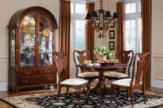 American Drew 792 701R   Cherry Grove Round Table Dining Room Set   Dining Room Furniture Sets