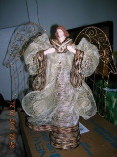 Christmas Angel Decoration   Christmas Tree Toppers