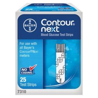 Bayer Contour® Next Blood Glucose Test Strip