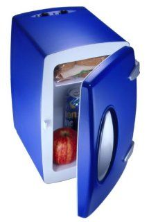 Sharper Image Hot + Cold Snack Box (SI712): Mini Fridge: Kitchen & Dining