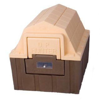 DP Hunter Insulated Dog House : Pet Supplies