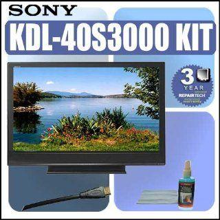 Sony Bravia KDL 40S3000 40 inch 720p LCD HDTV Electronics