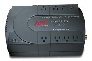 APC Back UPS ES 725 Broadband Backup Power Supply (Part Number BE725BB): Computers & Accessories