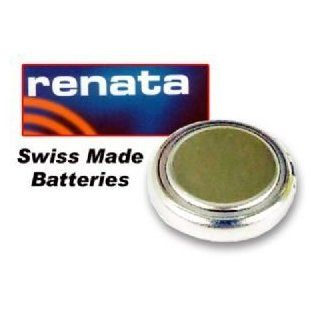 Renata   Battery 315 (Sr716Sw) Silver 1.55V (Swiss Made) Health & Personal Care