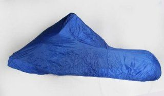 SNO Stuff Snowmobile Cover   Blue 100 101 83: Automotive