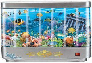 Aquarium Motion Fish Lamp Night Light   Tropical Fish (Size L)