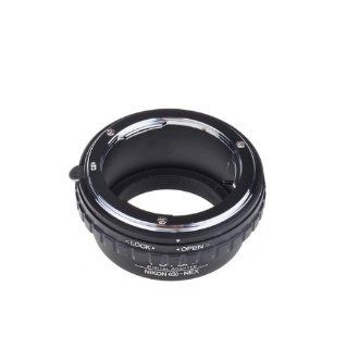 Fotga Nikon G to Sony NEX 5N NEX C3 NEX VG10 NEX3 E Mount Adapter Ring : Camera Lens Adapters : Camera & Photo