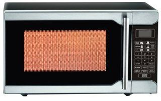 RCA RMW768 0.7 Cu Ft Stainless Design Microwave: Countertop Microwave Ovens: Kitchen & Dining