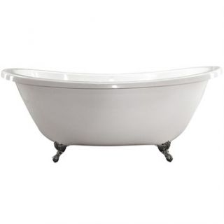 Hydro Systems Andrea 7238 Freestanding Tub
