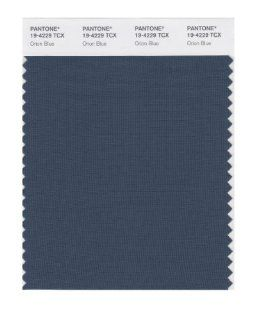 PANTONE SMART 19 4229X Color Swatch Card, Orion Blue   House Paint