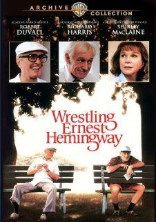 Wrestling Ernest Hemingway: Robert Duvall, Richard Harris, Shirley MacLaine, Piper Laurie, Sandra Bullock, Adam Arkin, Randa Haines: Movies & TV