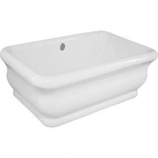 Hydro Systems Michelangelo 6636 Freestanding Tub