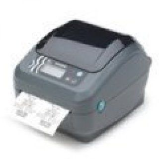 GX420d Direct Thermal Printer   Monochrome   Desktop   Label Print : Office Products