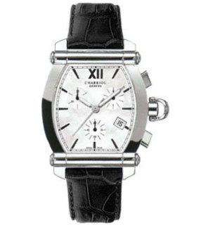 Philippe Charriol Lady Jet Set Watch 060T 791 710 at  Women's Watch store.