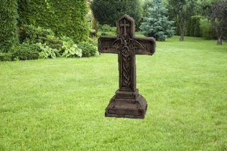 Vampire bat statue Gothic Cross sculpture Halloween New : Other Products : Everything Else