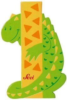 SEVI 1831   Graffiti Animals   Letter I iguana (81609): Toys & Games