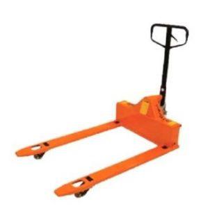 """Mighty Lift Four Way Low Profile Pallet Jack 33"""" wide x 48"""" long Forks 3300# Cap Industrial & Scientific"""