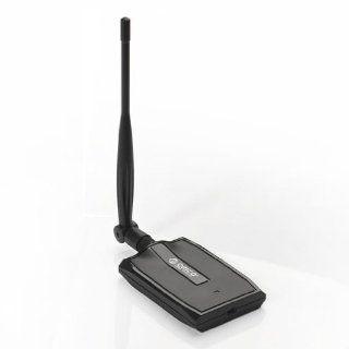 ORICO WRB150 Desktop 150Mbps USB WIFI Wireless 802.11b/g/n LAN Network Card Adapter   Black: Computers & Accessories