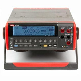 Bench Type Digital Multimeter Uni t Ut805a   Multi Testers