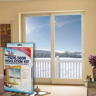 ... Patio Door Insulation : Insulation Kits For Garage Doors On Popscreen  ...