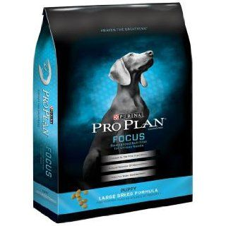 Purina Pro Plan Dry Puppy Food, Large Breed Formula, 34 Pound Bag : Dry Pet Food : Pet Supplies