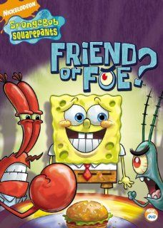 SpongeBob SquarePants: Friend Or Foe?: Tom Kenny, Rodger Bumpass, Bill Fagerbakke, Clancy Brown, Dee Bradley Baker, Mr. Lawrence, Sirena Irwin, Carolyn Lawrence, Jill Talley, Mary Jo Catlett, Lori Alan, Mark Fite, Stephen Hillenburg: Movies & TV
