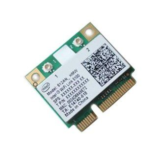 Intel 5100 Wi Fi Link Network Adapter   Mini PCI Express   300Mbps   IEEE 802.11n (draft), IEEE 802.11a/b/g Computers & Accessories