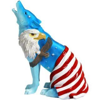 Shop Call of the Wolf American Eagle Figurine at the  Home D�cor Store