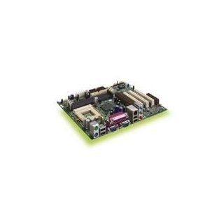 Intel Desktop Board D815EFV   Motherboard   micro ATX   Socket 370   i815E   onboard graphics: Computers & Accessories