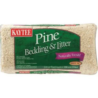 Kaytee Pine Bedding and Litter   1,200 cu. in.
