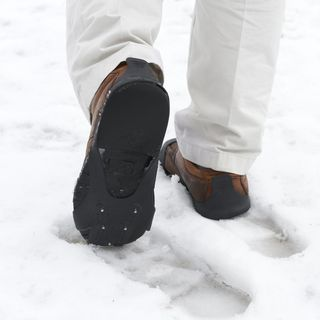 Bare Ground Mens Blaster Ice Grip Shoes