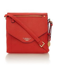Fiorelli Chloe red crossbody bag