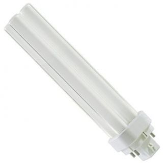 Philips Lighting 38337 2   PL C 26W/841/4P/ALTO   26 Watt CFL Light Bulb   Compact Fluorescent   4 Pin G24q 3 Base   4100K