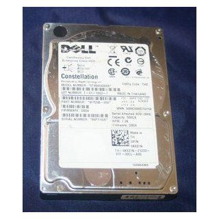 "Dell Compatible 500GB 7.2K 6Gb/s 2.5"" SAS HD  Mfg#0K831N (Comes with Drive and Tray): Computers & Accessories"