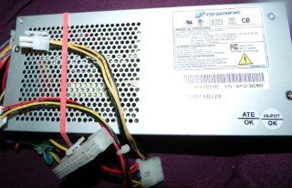 SPI FSP200 50GL 200W Flex ATX 20 PIN Power Supply Computers & Accessories