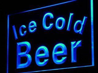 ADV PRO i857 b Ice Cold Beer Bar Pub Club Neon Light Sign