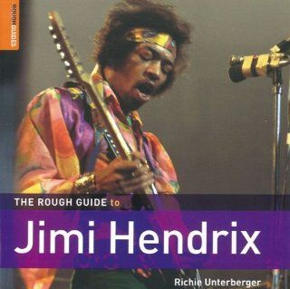 Alfred The Rough Guide to Jimi Hendrix (Book) (Standard) Musical Instruments