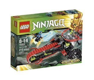 Game / Play LEGO Ninjago Warrior Bike 70501. Minifigure, Playset, Collectible, Toys, Characters Toy / Child / Kid Toys & Games