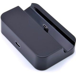 VicTsing Desktop Charging Dock for Samsung S3 III I9300 Note 2 II N7100   Charging and Syncing: Cell Phones & Accessories