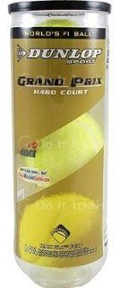 Dunlop Grand Prix Hard Court (Case)  Tennis Balls  Sports & Outdoors