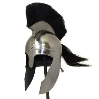 Shop Antique Replica Trojan War Armor Steel Helmet at the  Home D�cor Store