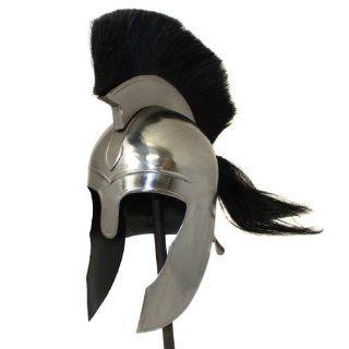 Shop Antique Replica Trojan War Armor Steel Helmet at the  Home D�cor Store