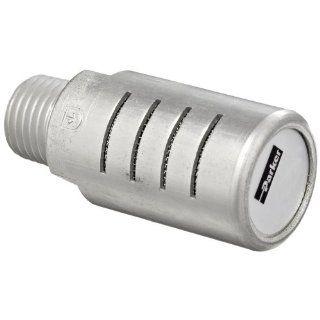"Parker ES75MC Aluminum Exhaust Silencer, 3/4"" NPTF, 893 scfm Flow, 2.01"" Diameter x 4.56"" Length, 250 psi Compressed Air Pneumatic Mufflers Industrial & Scientific"
