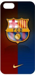 New Arrival Fashional Futbol Club Barcelona Case Hard Cover For Apple iPhone 5: Cell Phones & Accessories