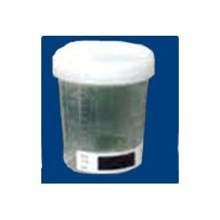 PT# NCS902 1W PT# # NCS902 1W  Cup Urine Without Lid 90mL Sterile 400/Ca by, New Century Scientific: Industrial Products: Industrial & Scientific