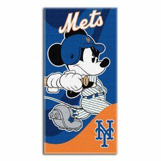 """Mets Disney Style 910 30""""x60"""" Beach Towel  Sports Fan Beach Towels  Sports & Outdoors"""