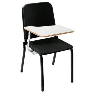 National Public Seating Melody Stack Chair with Tablet Arm 8210 Set