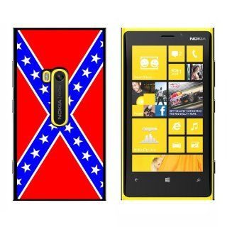 Rebel Confederate Flag   Snap On Hard Protective Case for Nokia Lumia 920: Cell Phones & Accessories