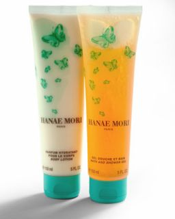 Hanae Mori Bath & Shower Gel, 5oz