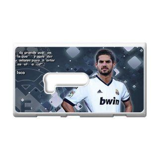 DIY Waterproof Protection Real Madrid CF Super Football Star Francisco Alarcon Suarez Case Cover For Nokia Lumia 920 01506 02: Cell Phones & Accessories